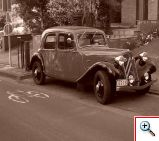eski lpg araba