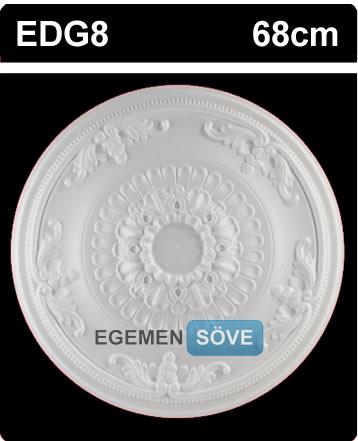 Desenli Lamba Göbeği EDG 8